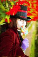 Willy Wonka~ by blow-out-the-candles
