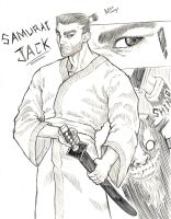 Return of the Ronin - Samurai Jack! by Max-Manga