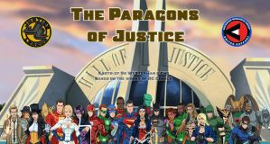Paragons of Justice (Earth-27's Justice League) by Roysovitch