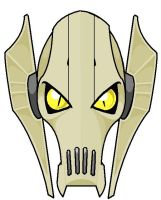 Paint Grievous by r2griff2