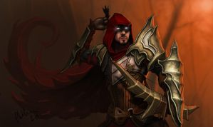 Demon Hunter by philldwill
