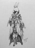 Female Tamamitsune Armor by Demonconstruct