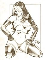 rogue insinuante by raygalery