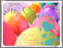 Happy easter by MEEMOZAD