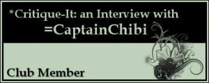 Member: CaptainChibi by Critique-It