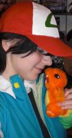 Charmander Love by Snappedragon