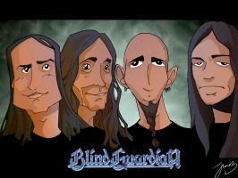 Blind-Guardian by Dragon-sith