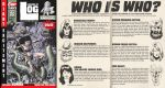 Legends Of Log Annual #2 - Who is Who by IanJMiller