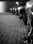 Composition of Ducati Monsters by Frestrobbe
