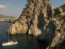 Place for anchoring by blaze-cro