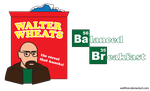 Walter Wheats Balanced Breakfast by WolfTron