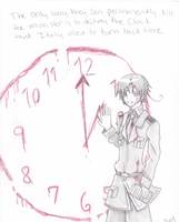 Hetaoni Clock by ToxieKat