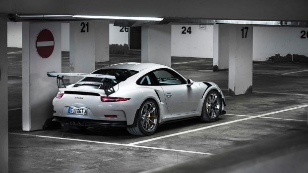 Porsche 911 GT3 RS - Shot 3 by AmericanMuscle