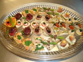 Canapes by ztodden