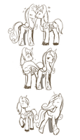 Doodles comic MLP:FIM by Ende26