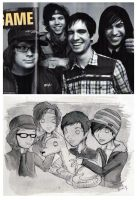 Panic at the Fall Out Boy by abusedmember