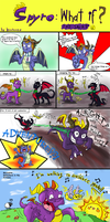 Spyro:What if?The swap by ZhBU