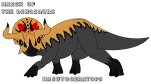 March of the Dinosaurs - day 14 by Absol989