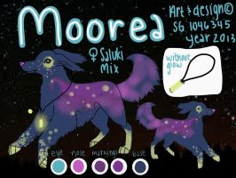 Moorea by wolfhailstorm