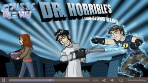 Dr Horrible Title Card Runner-Up by Expression