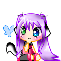 Lovely Butterfly by littlecheese