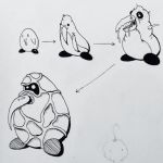 Wierd penguins by Goodlyman100