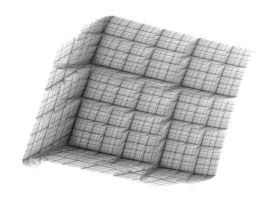 Apophysis 3d Graphite Cube by Gibson125