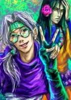 Otogakure hippies by jesterry