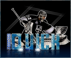 Jonathan Quick by Vanessa28