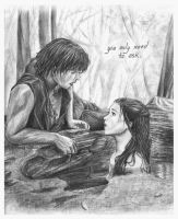 .: Philip and Syrena :. by moonlightamber