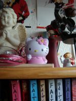 Hello Kitty pink by Lelias