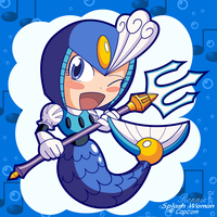 Splash Woman Powered Up by KonekoRyu