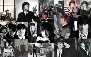 A John Lennon wallpaper by superfluidmessdreams