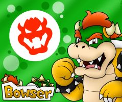 Gwhaahahahaaaa!! Bowser!! by SuperLakitu