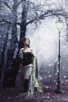 Under the Snow Lights by MykaMarie