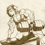 Girl Workout by Gettar82