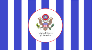 Edited US Flag by SPARTAN-004