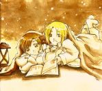 FMA : Tell Tales by dezequs