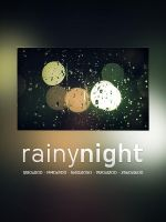 Rainy Night by Mikkoliini