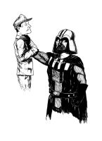 Vader's Reprimand by Gloomy13