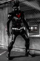 Batman Beyond Cosplay MK 2 by shanclaw