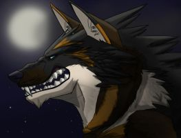 The First Werewolf Wednesday by AnimeLycan
