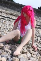 Lucy Elfen Lied - Splat. by Lady-Diamond-Tbqh