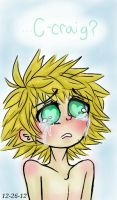 Poor Tweek by edenfire57