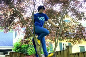God Tier John Egbert Cosplay by XPockyDemonX