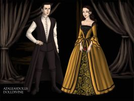 The Tudors: Don Juan Christine and Erik by moonprincess22