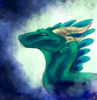 Another Speedpaint by Opkluu