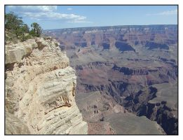 Grand Canyon IV by Xwinger