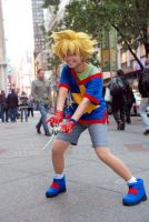 Beyblade V Force Cosplay - Max 2 by TechnoRanma