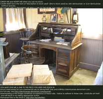 Victorian Writing Office Stock 1 by DeviousRose